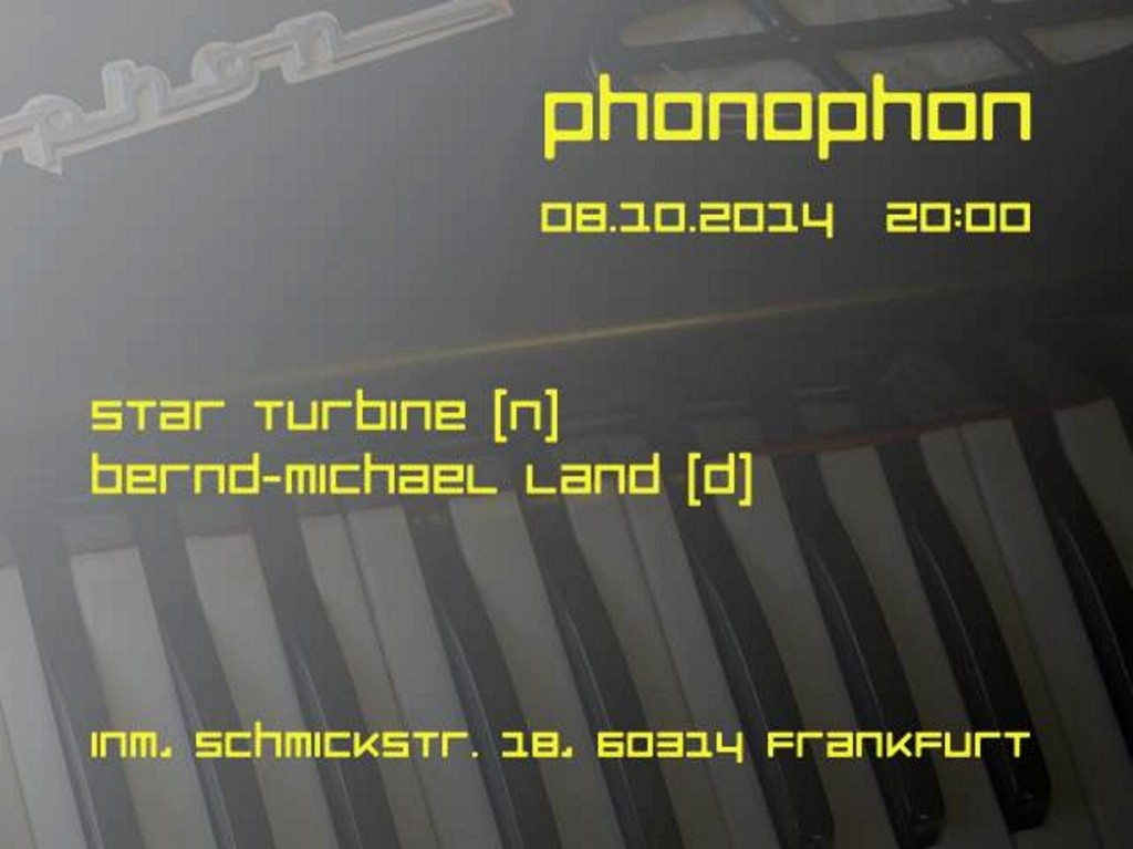 Phonophon fly 10-2014
