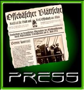 Zeitung-Button