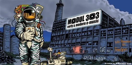 Radio Modul 303 2