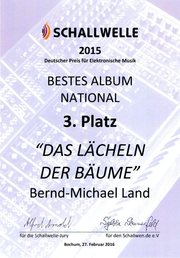Schalli 2016 CD
