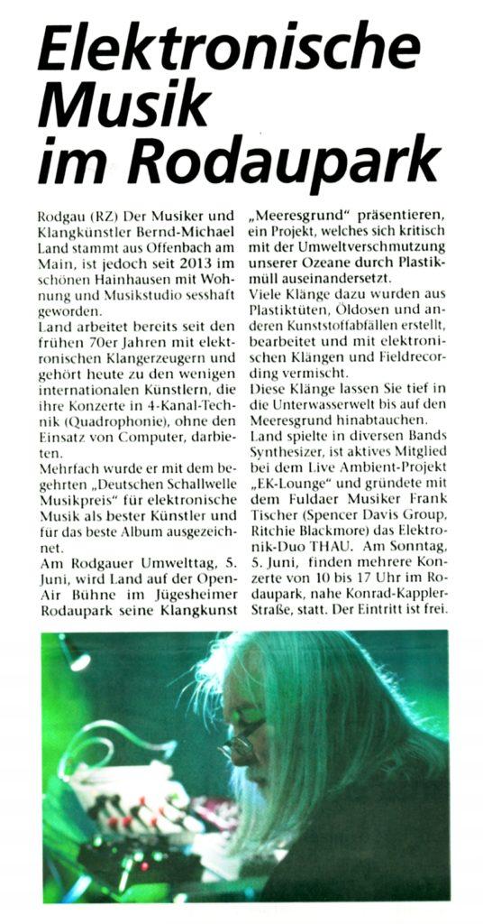 Rodgau-Zeitung #27 16-06-02