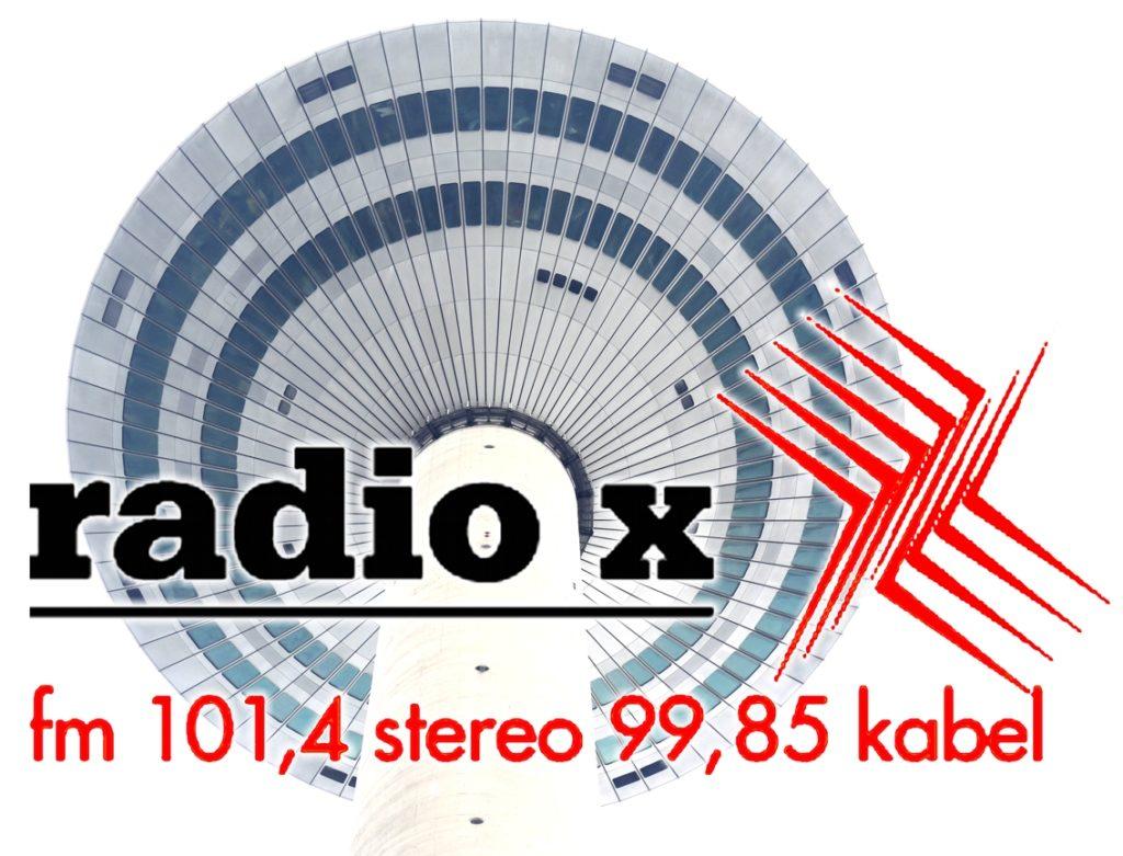 RadioX-Tower